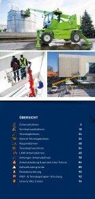 Arbeitsbühnen & Teleskopmaschinen in NRW - Page 3