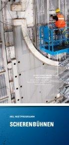 Arbeitsbühnen & Teleskopmaschinen in NRW - Page 4
