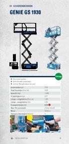 Arbeitsbühnen & Teleskopmaschinen - Page 6