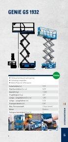 Arbeitsbühnen & Teleskopmaschinen - Page 7