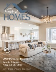 Build Omaha Spring Parade of Homes