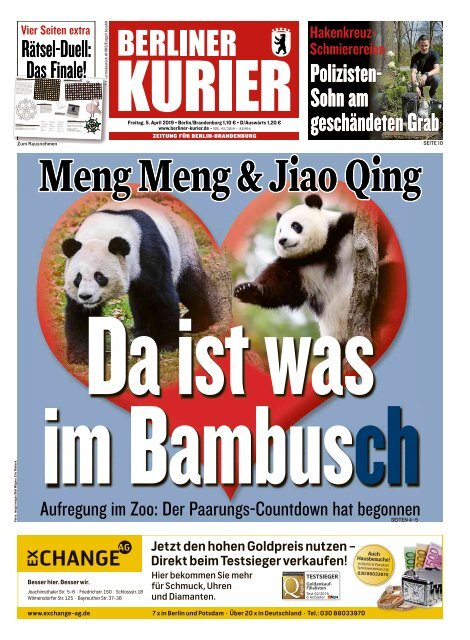 Berliner Kurier 05.04.2019