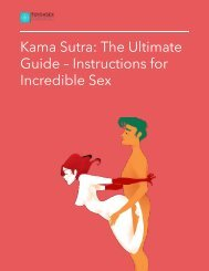 The Kama Sutra Guide for Couples - Have Incredible Sex