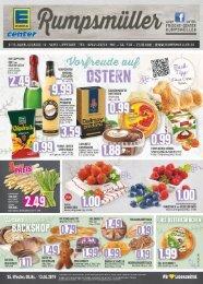 Handzettel Lippstadt 08. bis 13.04.2019