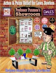 Professor Panzone's Showroom