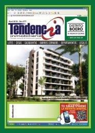 Revista Tendencia Inmobiliaria - ABRIL DE 2019