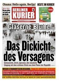 Berliner Kurier 06.04.2019