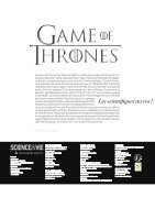 Science & Vie- Spécial Game of Thrones  - Page 2
