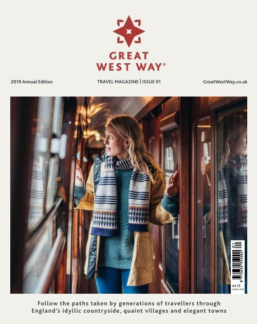 Great West Way® Travel Magazine | 2019