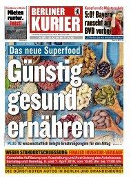 Berliner Kurier 07.04.2019