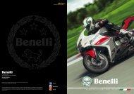 Benelli Folder 2019 deutsch