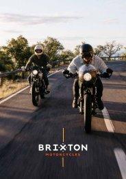 BRIXTON MOTORCYCLES 2019 italiano