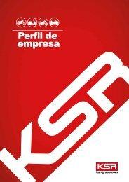 KSR GROUP perfil de empresa 2019 español