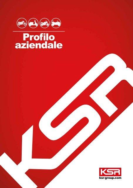 KSR GROUP Profilo aziendale 2019 italiano