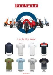 Lambretta Accessories 2019 deutsch