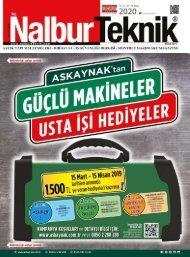 Nalbur Teknik Nisan 2019