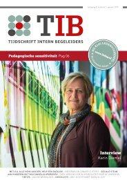 TIB, Tijdschrift Intern Begeleiders