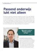 Passend Onderwijs Magazine  - Page 6