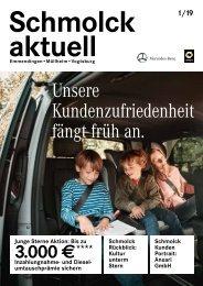 Schmolck aktuell 01/19 Mercedes-Benz