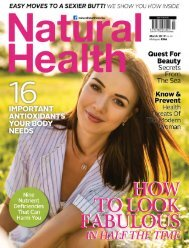 Natural Health March 2019