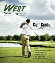 West Newsmagazine 4-10-19