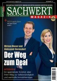 Sachwert Magazin ePaper, Ausgabe 77