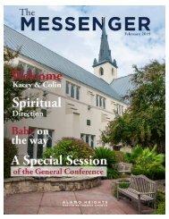 February 2019 Messenger