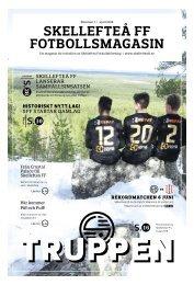 Skellefteå FF - Fotbollsmagasin - 2019 #1