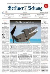 Berliner Zeitung 08.04.2019