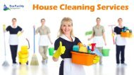 House Cleaning Melbourne - Eco Facility Management