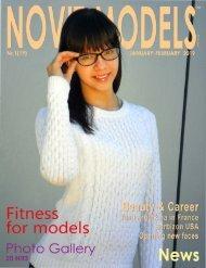 Magazine NOVIT MODELS™ №1/2019