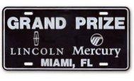 Visit the Website for Dealer License Plates