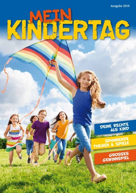 MEIN KINDERTAG 2019