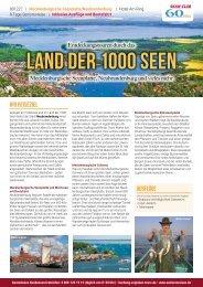 Land der 1000 Seen