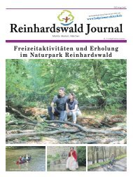 Reinhardswald Journal 2019 KW 15