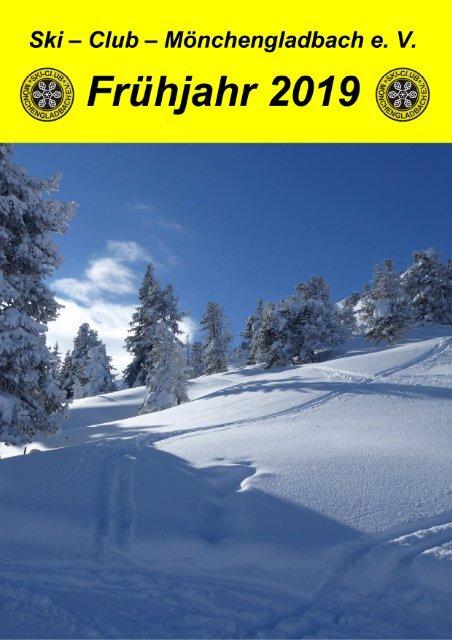 Skiheft Frühjahr 2019