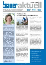 Bauer aktuell - Ausgabe 2/2019