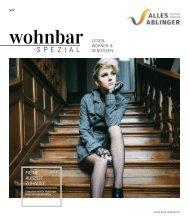 wohnbar Spezial 2019 Ablinger
