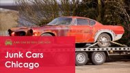 Get the Good Cash For your Junk Cars in Chicago