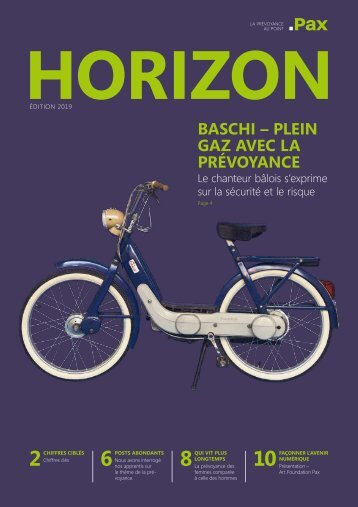 Pax Horizont: Baschi – Plein gaz avec la prévoyance