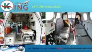 king Air Ambulance Cost from Delhi with Medical Support