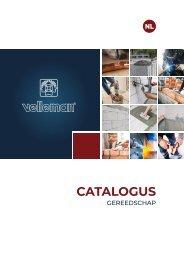 Velleman - Catalogus Gereedschap - Pro - NL