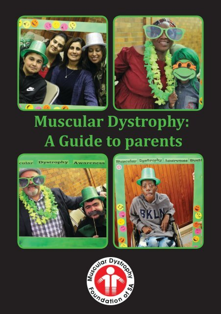 Muscular Dystrophy A Guide to parents