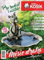 Velky Kosik - duben / kveten 2019