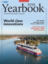 Finnish Maritime Cluster Yearbook 2019