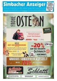 15.04.2019 Simbacher Anzeiger