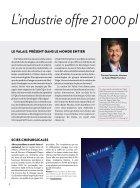 Une industrie qui franchit les sommets - Page 2