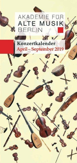 Akamus - Concert calendar | April - September 2019