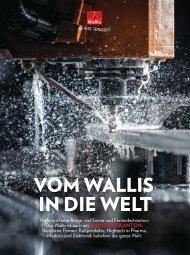 Vom Wallis in die Welt