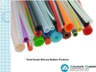 FDA Approved Food Grade Gasket & Rubber Seal